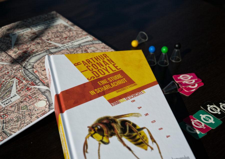 Doyle: Eine Studie in Scharlachrot