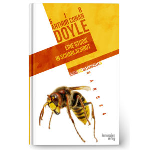 Cover: Eine Studie in Scharlachrot