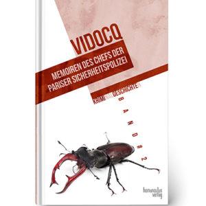 Vidocq: Memoiren (Cover)