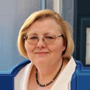 Rosemarie Reif-Ruppert von der Gostenhofer Buchhandlung