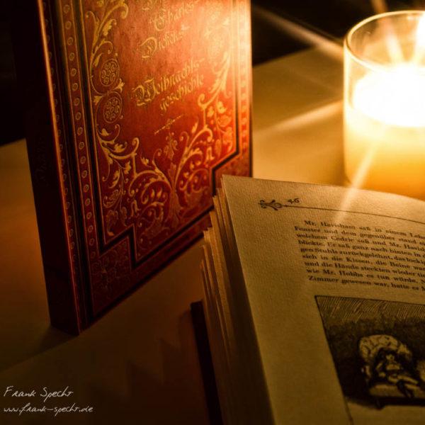 Charles-Dickens-Weihnachtsgeschichte in Neuausgabe