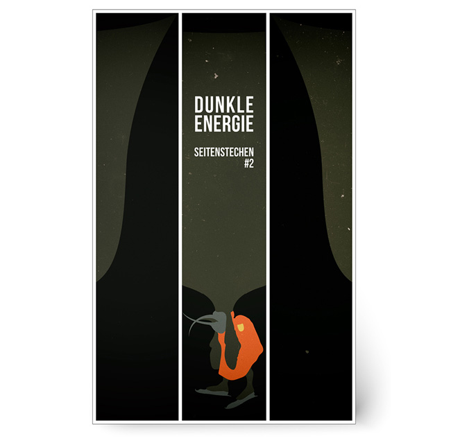 Cover Seitenstechen 2: Dunkle Energie