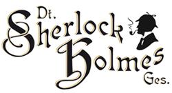 Logo der Deutschen Sherlock-Holmes-Gesellschaft