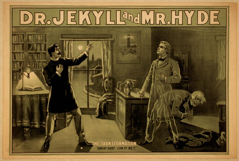 Mr. Hyde Poster