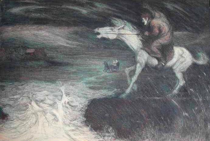 Geisterschimmel aus Der Schimmelreiter