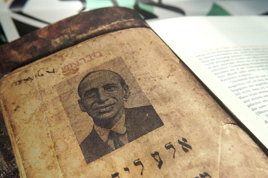 Es brennt. Biografie zu Mordechai Gebirtig