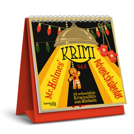 Mr. Holmes' Krimi-Adventskalender Vol. 2