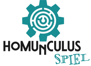 Logo homunculus spiel