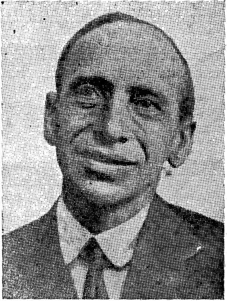 Porträt Mordechai Gebirtig