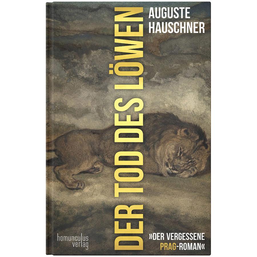 Cover: Tod des Löwen.