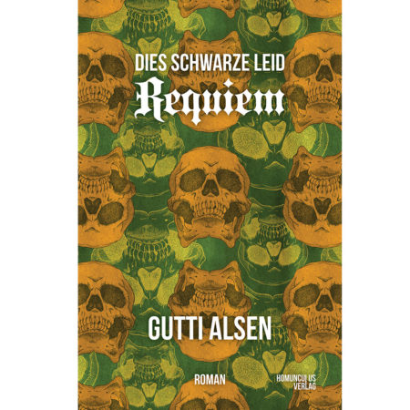 Gutti Alsen: Requiem | Cover