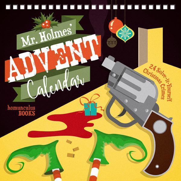 Holmes' Advent Calendar Cover
