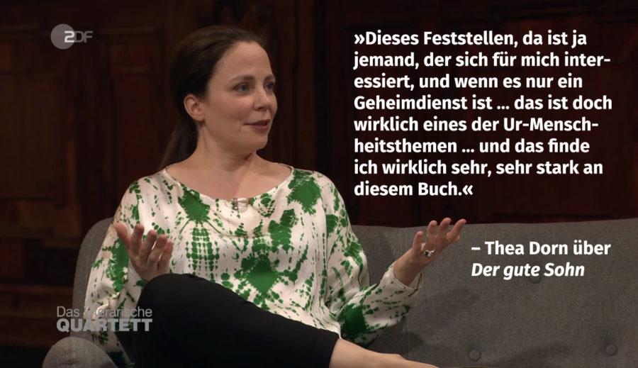 Rob van Essen - Der gute Sohn - Das literarische Quartett - ZDF